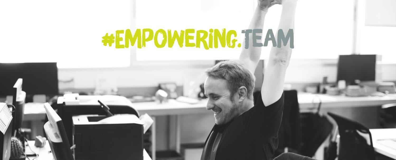#Empowering.Team